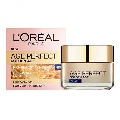 l'oreal age perfe night