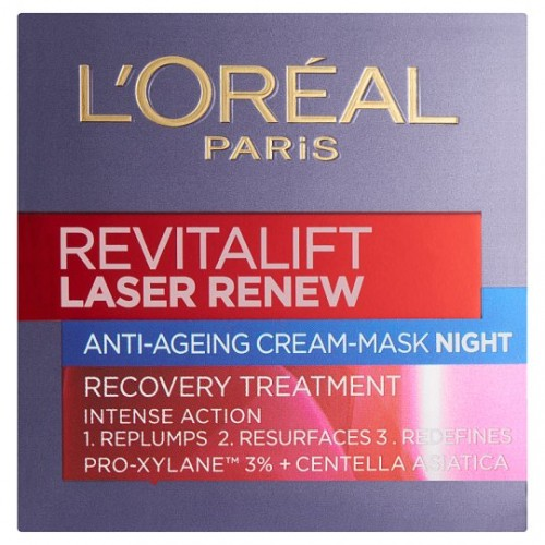 revitalift laser night
