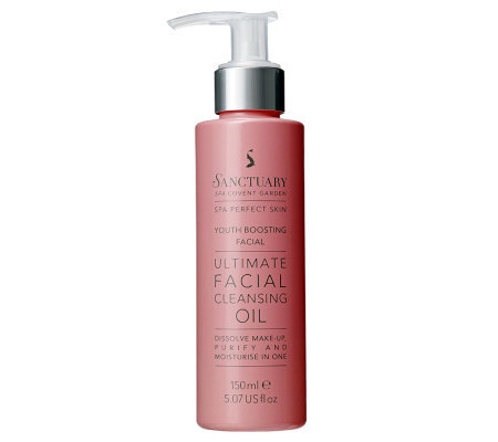 sanctuary ultimate facial oil