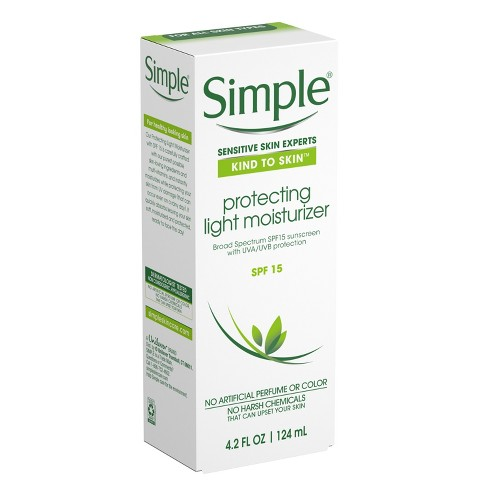simple protect moisturiser