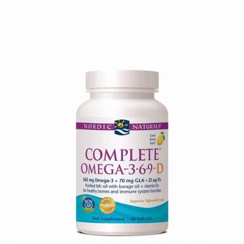 complete omega 369d
