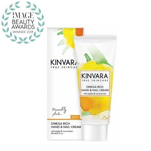 kinvara hand and nail cream