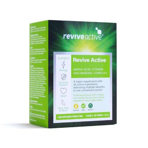 revive active green